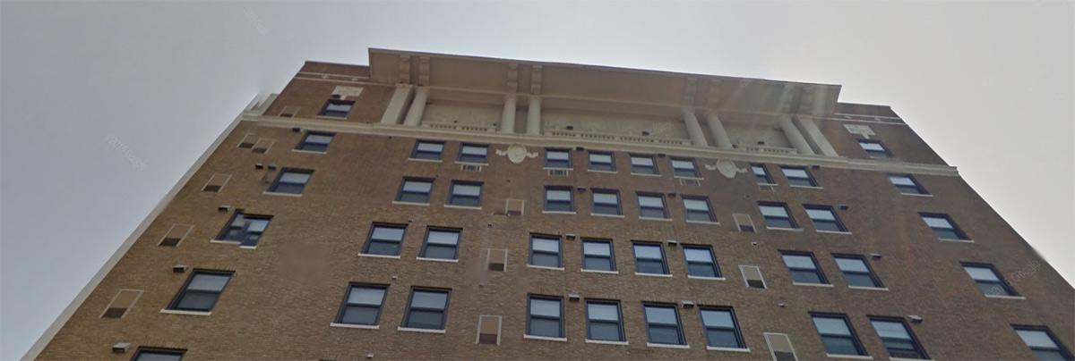 Sheraton towers apartments header