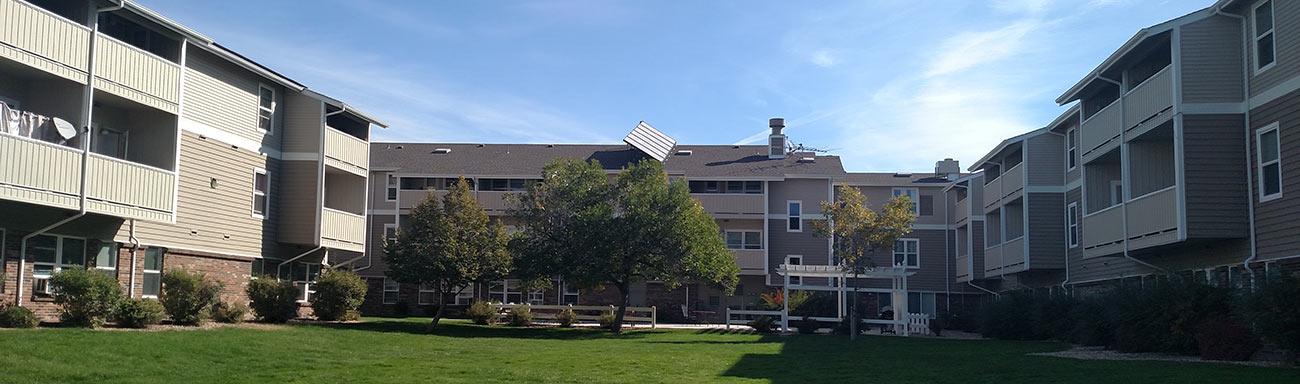 Denver gardens apartments header