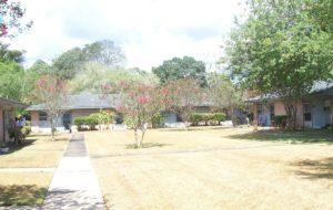 Brooks manor exterior