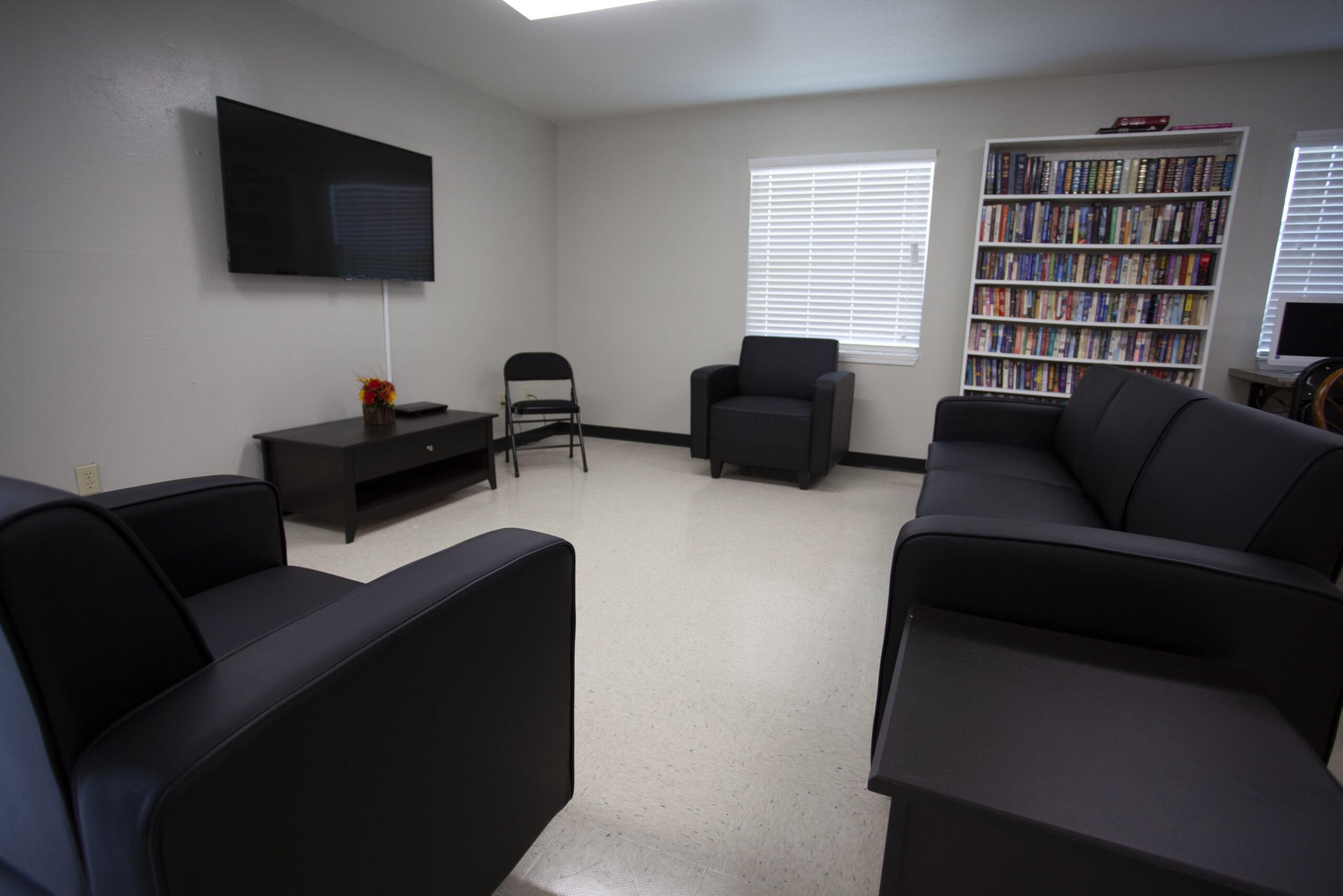 Brooks Manor Activity Room