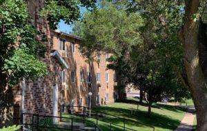 Whittier Apartments Exterior ()