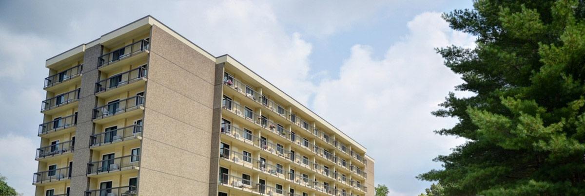Wilderness trail apartments header