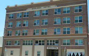 Gholson hotel apartments portfolio