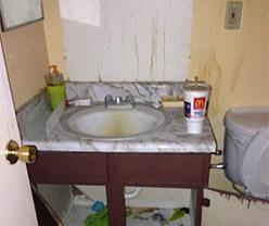 Georgetown Square Before Bathroom